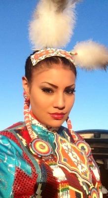 Ashley Callingbull Burnham A First Nations First